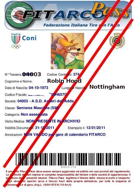 Calendario Fitarco.Fitarco Pass Arcieri Dell Adda 04 003
